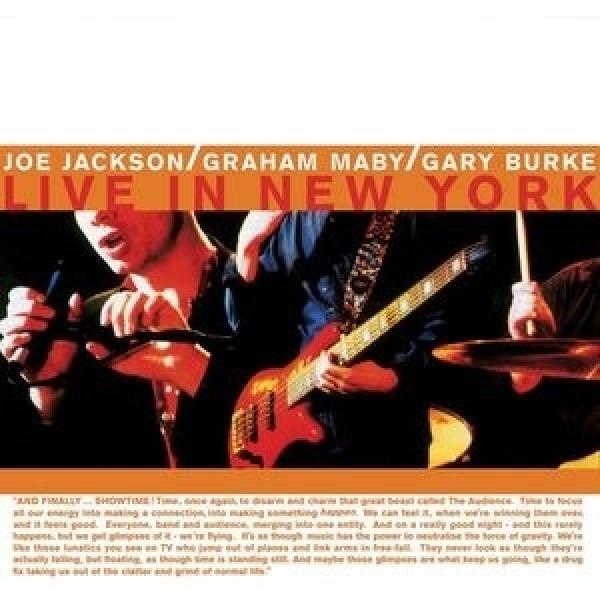 Joe Jackson ジョージャクソン / Summer In The City:  Live In New York(180グラム重量盤レコード) 【LP】
