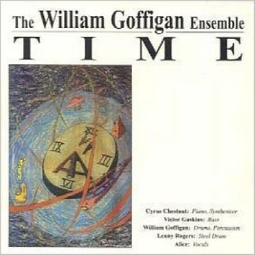 William Goffigan / Time 【CD】