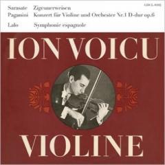 Paganini パガニーニ / Violin Concerto,  1,  :  Voicu(Vn) Bongartz  /  Dresden Po +sarasate,  Lalo:  Symphonie Espagnole【CD】