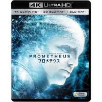 プロメテウス <4K ULTRA HD + 3D + 2Dブルーレイ/3枚組>【BLU-RAY DISC】