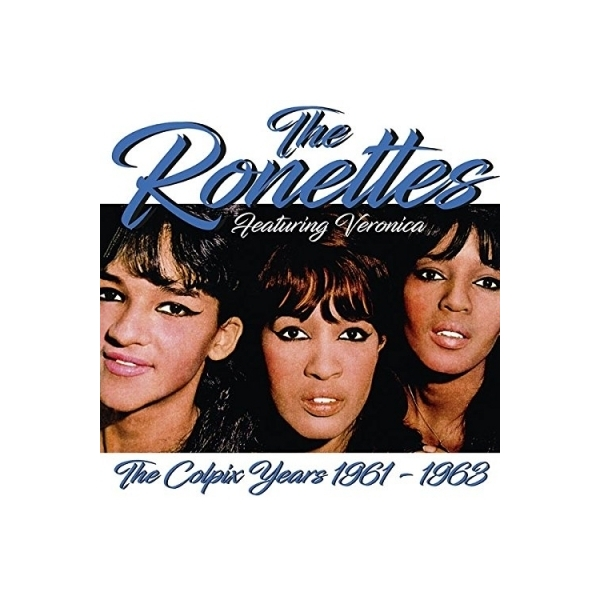 Ronettes / Colpix Years (1961-1963)【LP】
