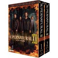 SUPERNATURAL XII <トゥエルブ・シーズン>DVD コンプリート・ボックス(12枚組)【DVD】