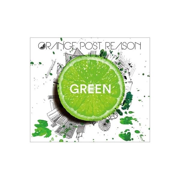 ORANGE POST REASON / GREEN【CD】