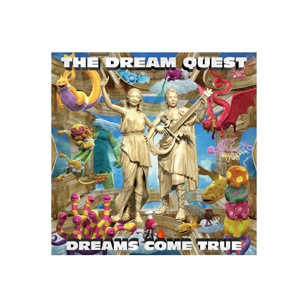 DREAMS COME TRUE / THE DREAM QUEST【CD】