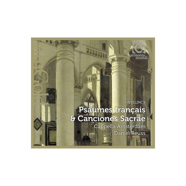 Sweelinck スベーリンク / フランス語の聖歌、シャンソン集 ダニエル・ロイス&カペラ・アムステルダム【CD】