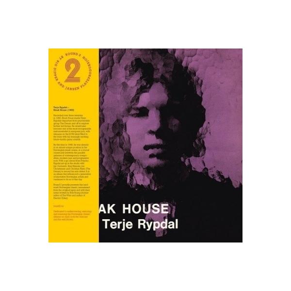 Terje Rypdal テリエリピダル / Bleak House (アナログレコード / Round 2)【LP】
