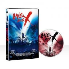 X JAPAN / WE ARE X DVD スタンダード・エディション【DVD】