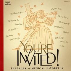 オムニバス(コンピレーション) / You're Invited!:  Treasury Of Musical Favorites 永久保存版 ミュージカル:  ソングブック A To Z 【CD】