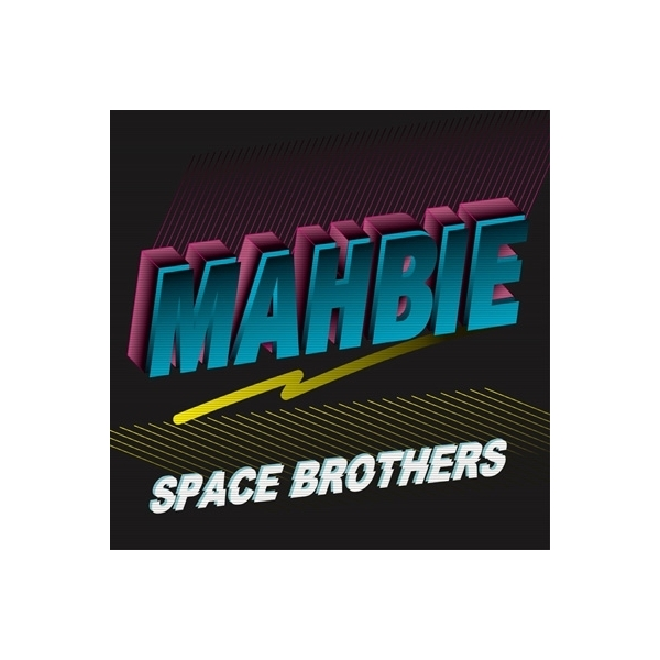 MAHBIE / Space Brothers【CD】