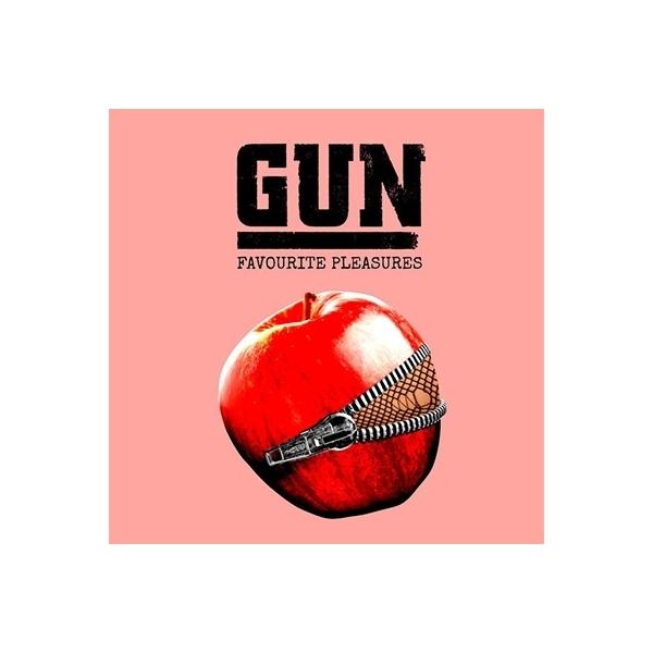 Gun / Favourite Pleasures (Deluxe Edition)【CD】