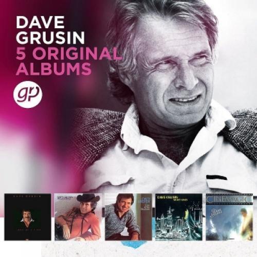 Dave Grusin デイブグルーシン / 5 Original Albums (5CD)【CD】