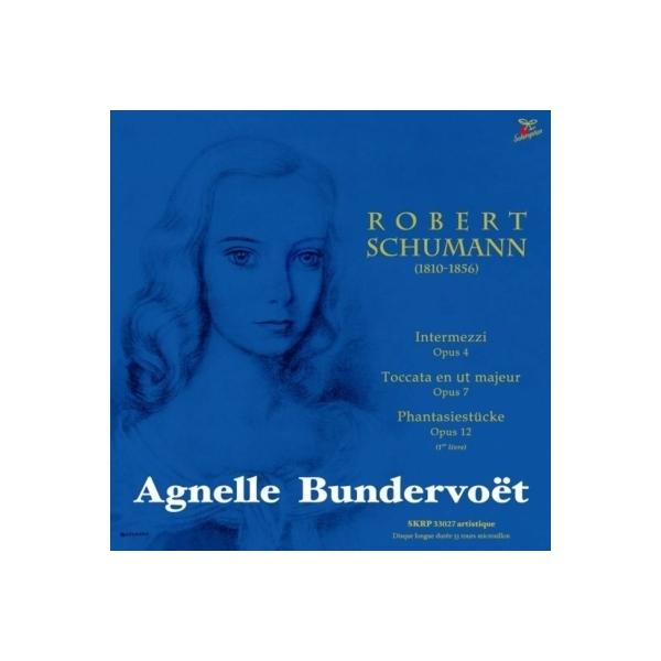 Schumann シューマン / Piano Works:  Bundervoet【CD】