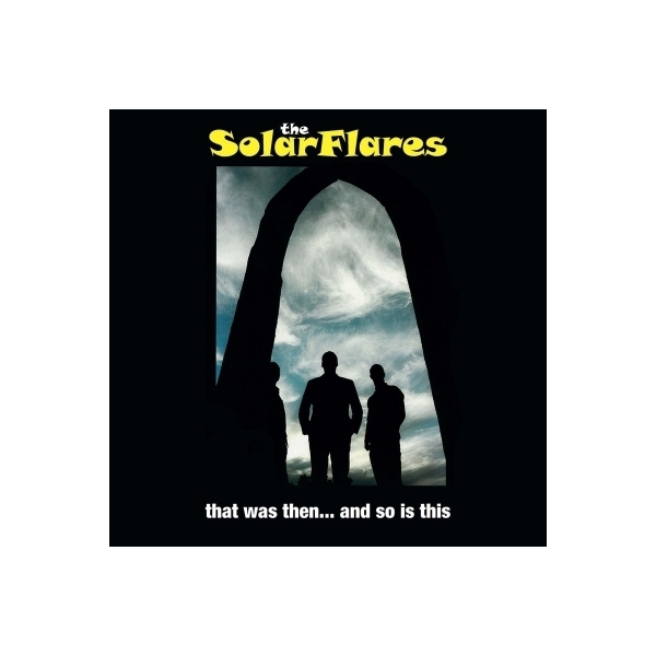 Solar Flares / That Was Then...and So Is This (ピンクヴァイナル)【LP】