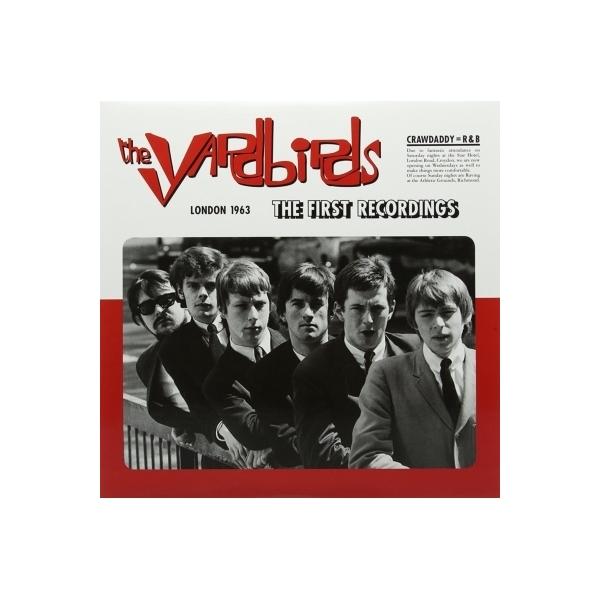 Yardbirds ヤードバーズ / London 1963:  The First Recordings (アナログレコード)【LP】