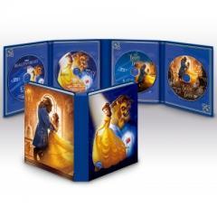 美女と野獣 MovieNEX コレクション [ブルーレイ+DVD](期間限定)【BLU-RAY DISC】