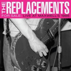 Replacements リプレイスメンツ / For Sale:  Live At Maxwell's 1986 (2枚組アナログレコード)【LP】