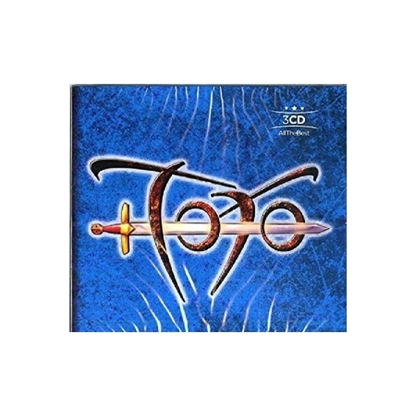 TOTO トト / All The Best【CD】