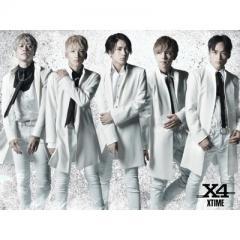 X4 / XTIME 【初回限定盤B】(+DVD)【CD】