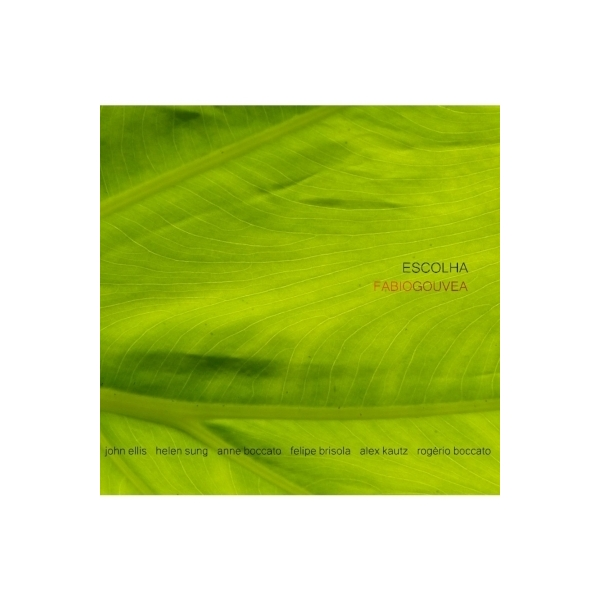 Fabio Gouvea / Escolha【CD】