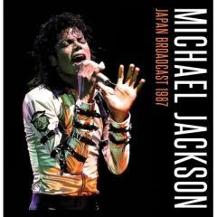 Michael Jackson マイケルジャクソン / Japan Broadcast 1987 (2枚組アナログレコード)【LP】