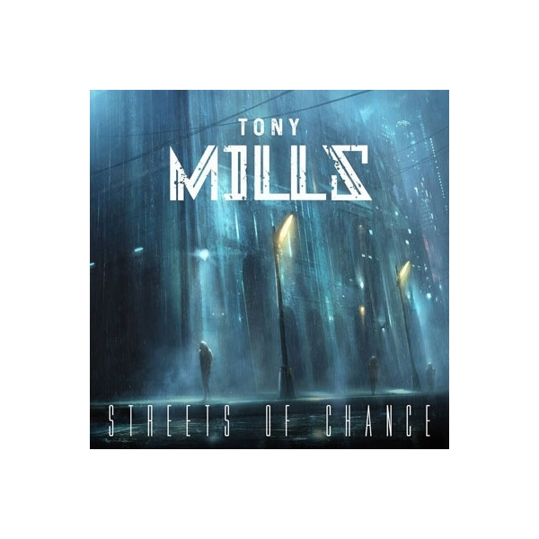 Tony Mills / Streets Of Chance【CD】