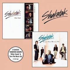 Shakatak シャカタク / Bitter Sweet + Turn The Music Up (2CD)【CD】