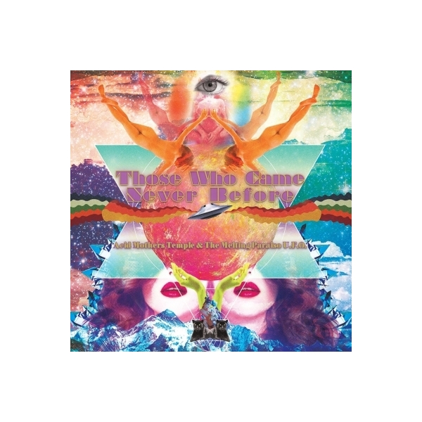 Acid Mothers Temple アシッド マザーズ テンプル / Those Who Came Never Before (アナログレコード)【LP】
