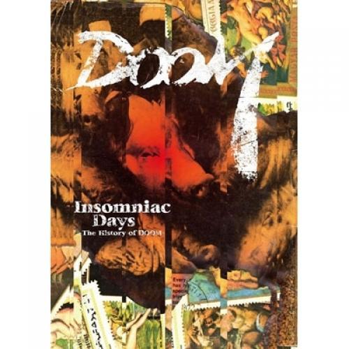 Doom ドゥーム / Insomniac Days -The History of DOOM-【DVD】