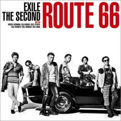 EXILE THE SECOND / Route 66 (+DVD)【CD Maxi】