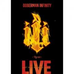 DOBERMAN INFINITY / DOBERMAN INFINITY 3周年特別記念公演 「III ~three~」【DVD】