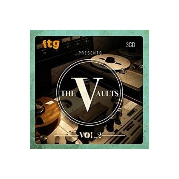 オムニバス(コンピレーション) / Ftg Presents The Vaults Vol 2【CD】