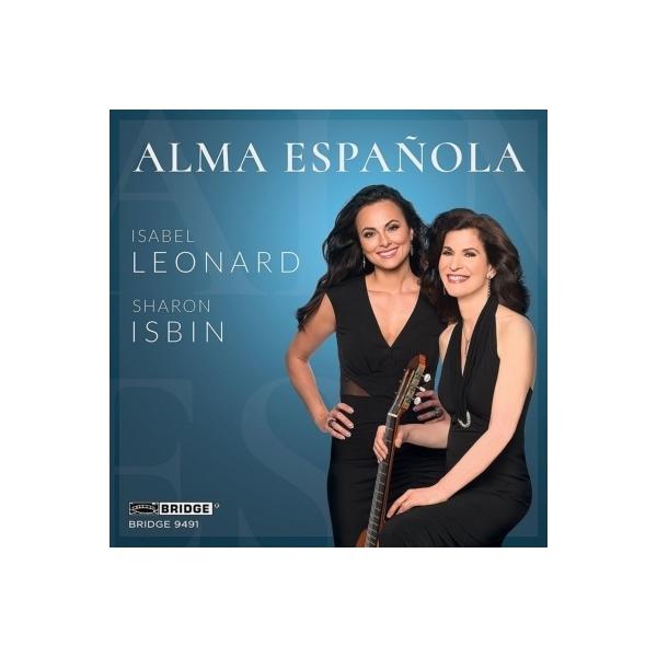 Mezzo-soprano & Alto Collection / 『スペインの魂~歌とギターのための作品集』 イザベル・レナード、シャロン・イズビン【CD】