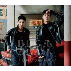 東方神起 / FINE COLLECTION ~Begin Again~ 【ジャケットC】 (3CD)【CD】