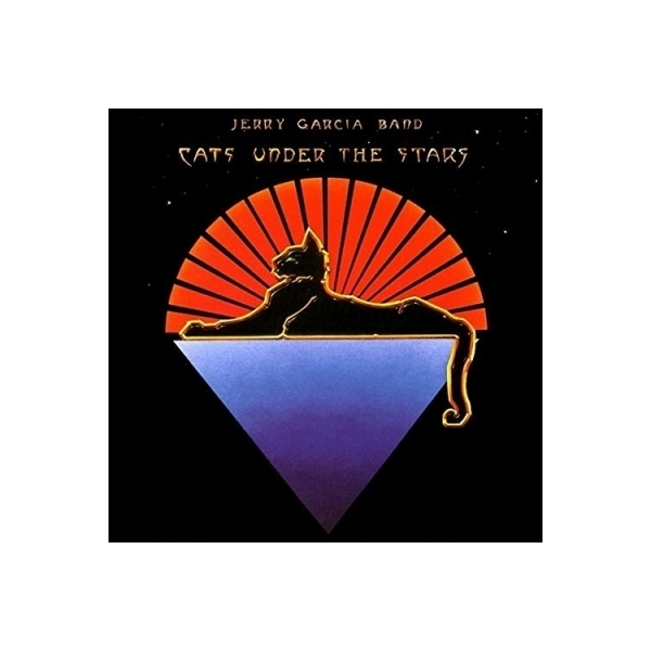 Jerry Garcia Band / Cats Under The Stars (アナログレコード)【LP】
