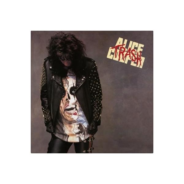 Alice Cooper アリスクーパー / Trash (180グラム重量盤)【LP】