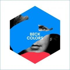 BECK ベック / Colors -  Japan  &  Barnes and Noble (US)  Edition  (White Vinyl)  (33回転盤 / ホワイト・ヴァイナル仕様 / アナログレコード)【LP】