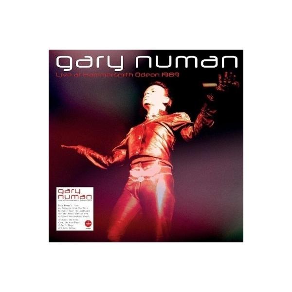 Gary Numan ゲイリーニューマン / Live At Hammersmith Odeon 1989【LP】