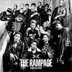 THE RAMPAGE from EXILE TRIBE / 100degrees (+DVD)【CD Maxi】