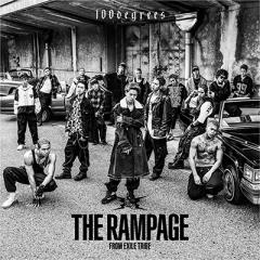 THE RAMPAGE from EXILE TRIBE / 100degrees【CD Maxi】