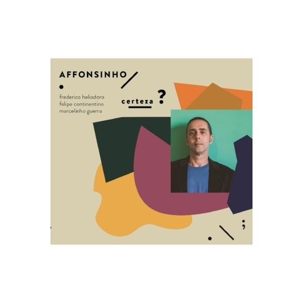Affonsinho / Certeza?【CD】