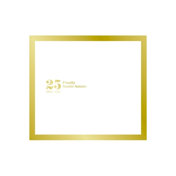 安室奈美恵 / Finally 【3CD】【CD】