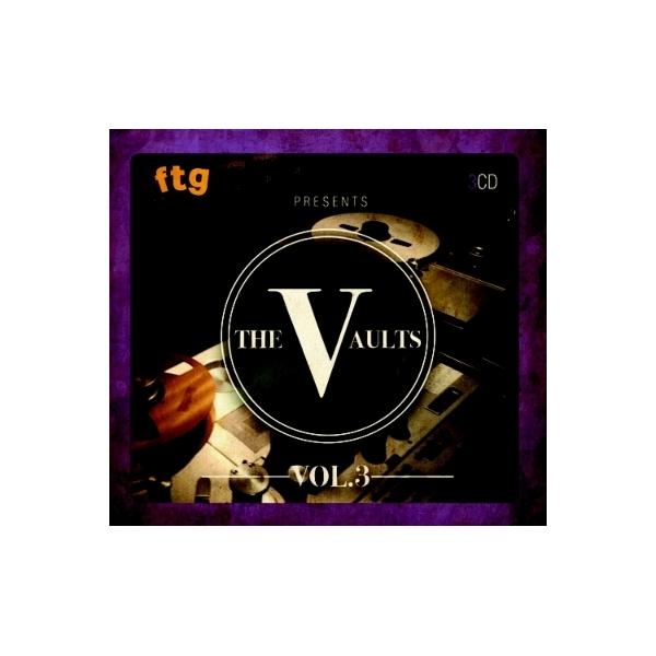 オムニバス(コンピレーション) / Ftg Presents The Vaults Vol 3【CD】