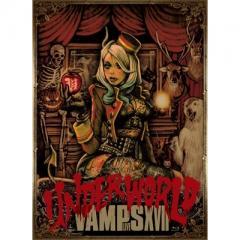 VAMPS バンプス / VAMPS LIVE 2017 UNDERWORLD (Blu-ray)【BLU-RAY DISC】
