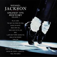Michael Jackson マイケルジャクソン / Greatest Hits - History Vol.1【CD】