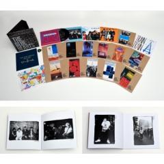 THE BLUE HEARTS ブルーハーツ / アナログEP 17枚組BOX (豪華写真集・オリジナルアダプター付 / 17枚組(EP16枚+ソノシート1枚) / 7インチシングルレコード) 【7inchシングル】