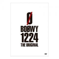 BOΦWY (BOOWY) ボウイ / 1224 -THE ORIGINAL-【DVD】