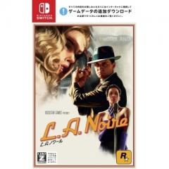 【Nintendo Switch】L.A.ノワール