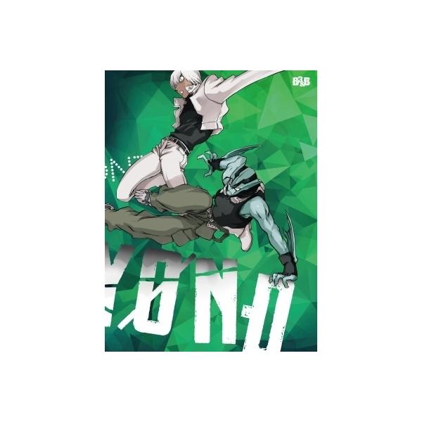 血界戦線 & BEYOND Vol.4 DVD 初回生産限定版【DVD】