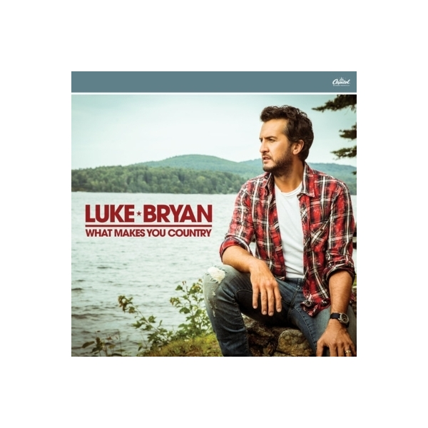 Luke Bryan / What Makes You Country【CD】