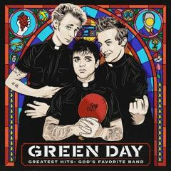 Green Day グリーンデイ / Greatest Hits:  God's Favorite Band【CD】